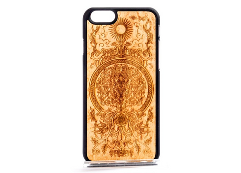 Wood The Tree of Life Mobile Phone case