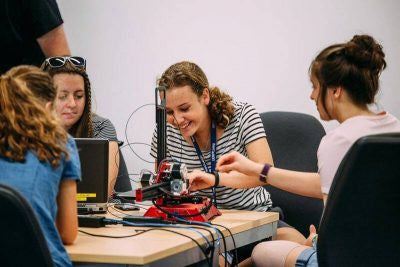Are we introducing girls to STEM too late?
