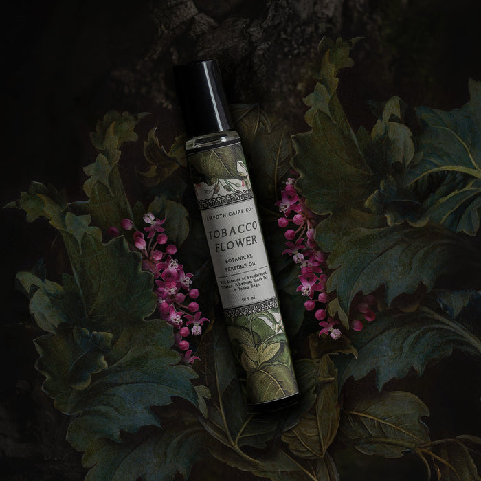 Tobacco Flower // Perfume Oil