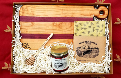 Cutting Board Gift Box