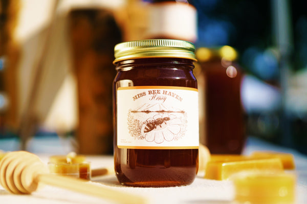 Cherry Orchard Wildflower Honey