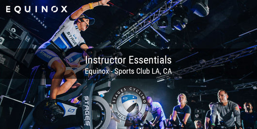 Instructor Essentials Certification: Sports Club LA (Los Angeles, CA, Nov. 10th, 2019)