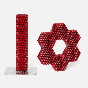 Speks 1000 - Classic 2.5mm Magnet Balls Red