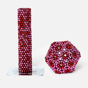 Speks 512 - Duotone 2.5mm Magnet Balls Cherry Pop