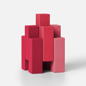Blocks Beams Red-ish