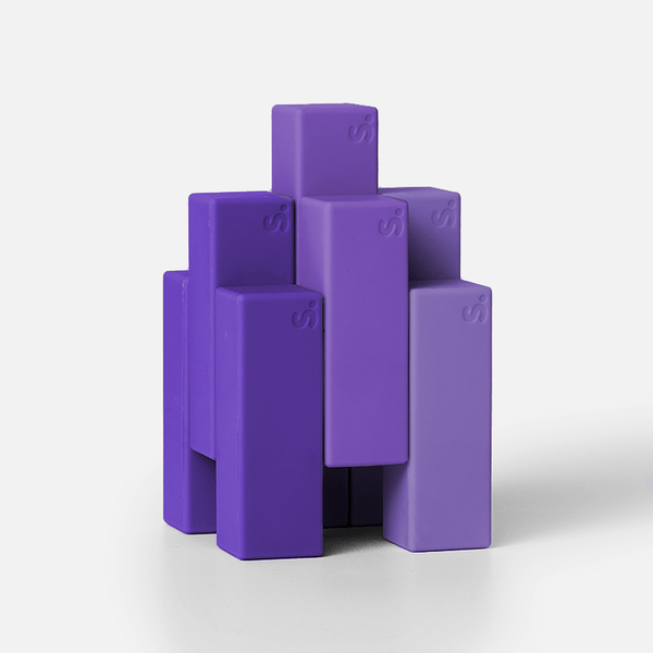 Blocks Beams Purple-ish