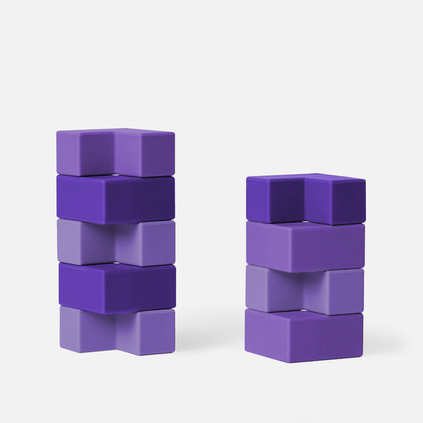 Blocks Brackets Purple-ish