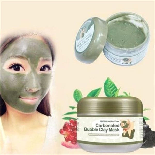 Oxygen Bubbles Carbonate Mud Mask - myfunkysole