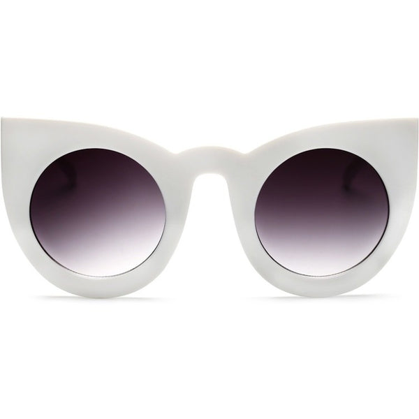 Round Cat Eye Sunglasses - myfunkysole