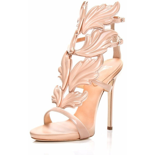 Winged Gladiator Pumps - myfunkysole