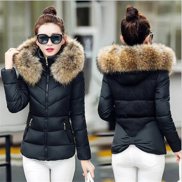 Thick Fur Snow Jacket - myfunkysole