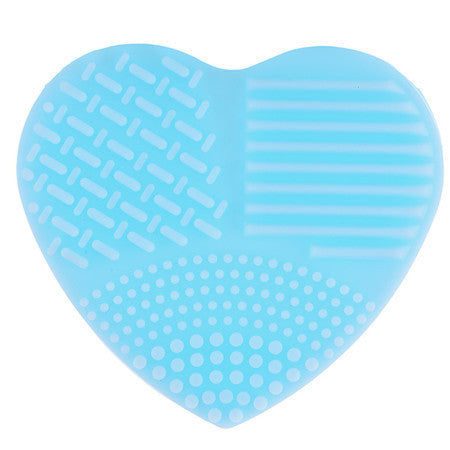 Heart brush cleaner - myfunkysole