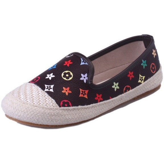 Ladies Creepers loafer - myfunkysole