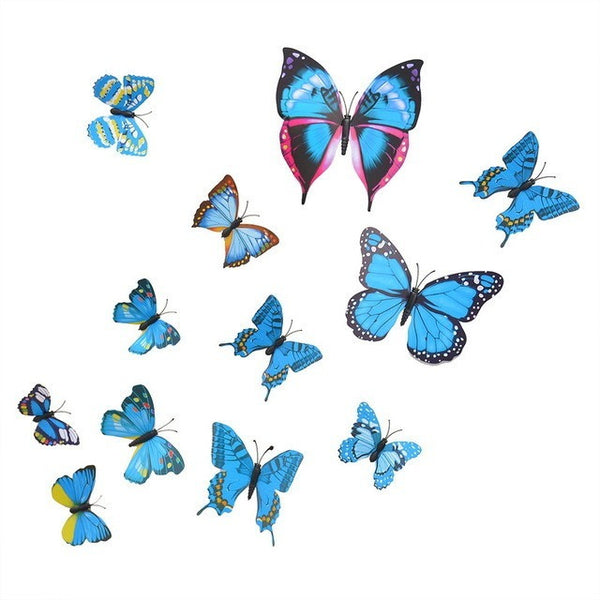Wall Decals Butterfly - myfunkysole