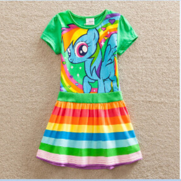 Pony bao dress - myfunkysole