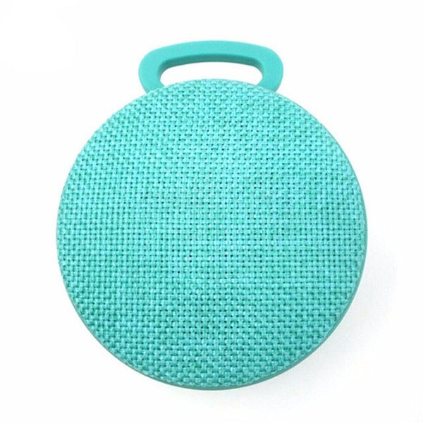 Fabric Waterproof Bluetooth Speaker - myfunkysole