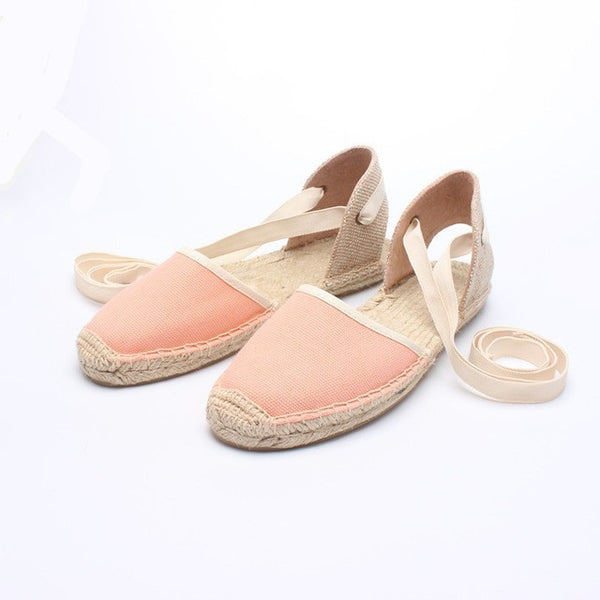 Classic Bow tie Canvas Espadrille - myfunkysole