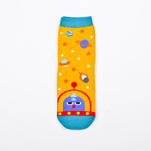 New Arrival Monsters University Cartoon socks High Quality Men and women Personality Comfortable socks - myfunkysole