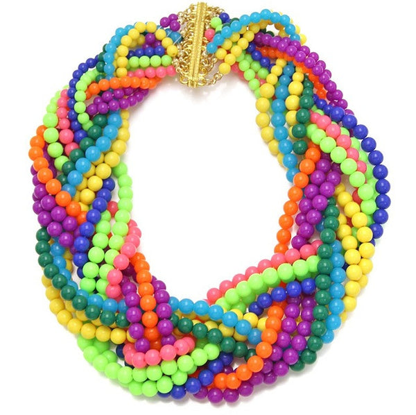Hand-woven Beads - myfunkysole
