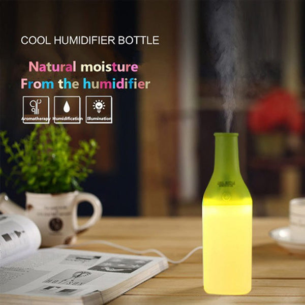 Bottle Light Humidifier - myfunkysole