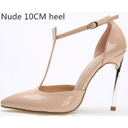 Pointed Toe  High Heels - myfunkysole