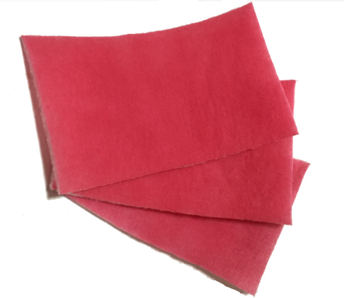 Pinky Filter Floss Pads 12 Inch x 20 Inch - 240 SQ IN