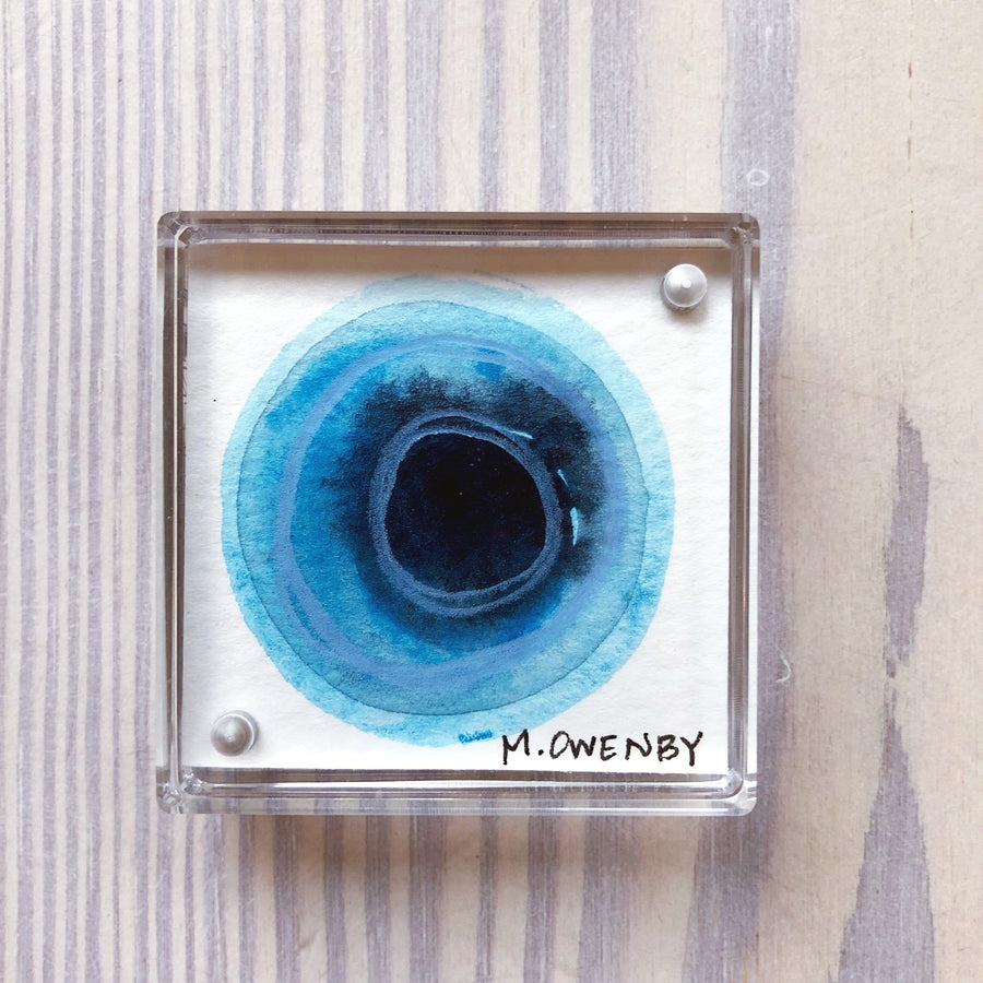 God's Eye - Ocular 27 - Michelle Owenby Design