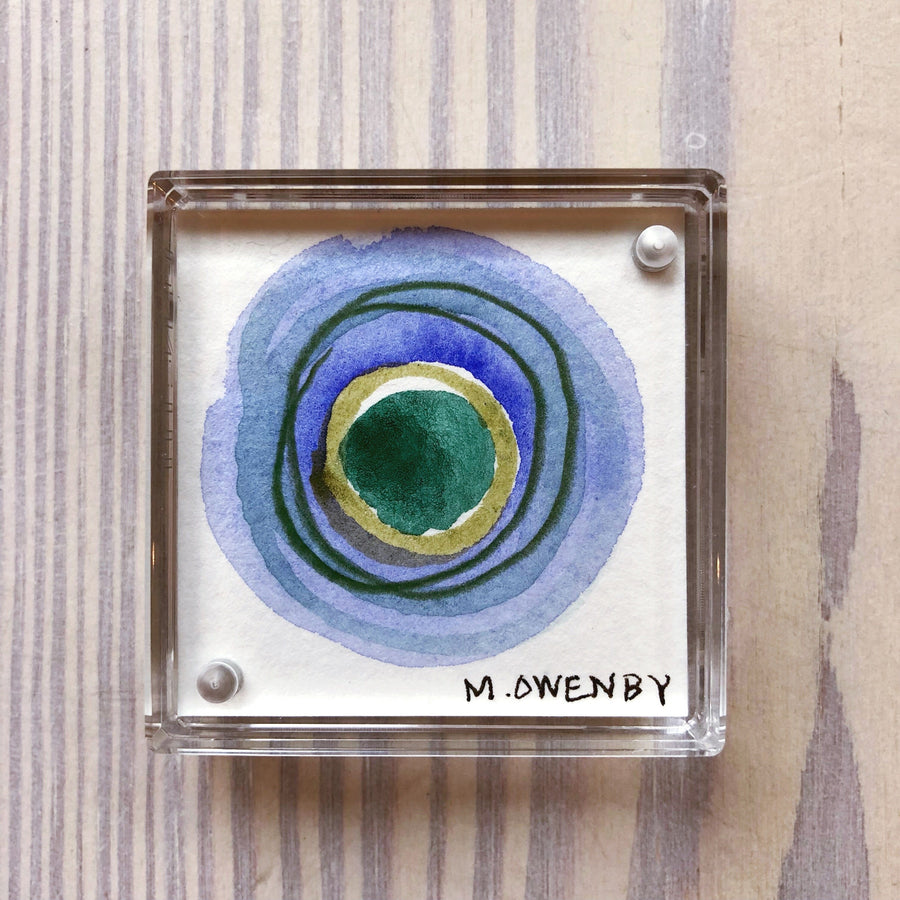 God's Eye - Ocular 26 - Michelle Owenby Design