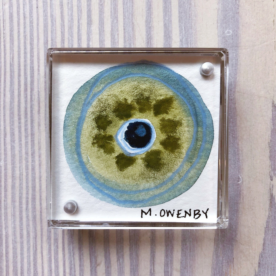 God's Eye - Ocular 25 - Michelle Owenby Design