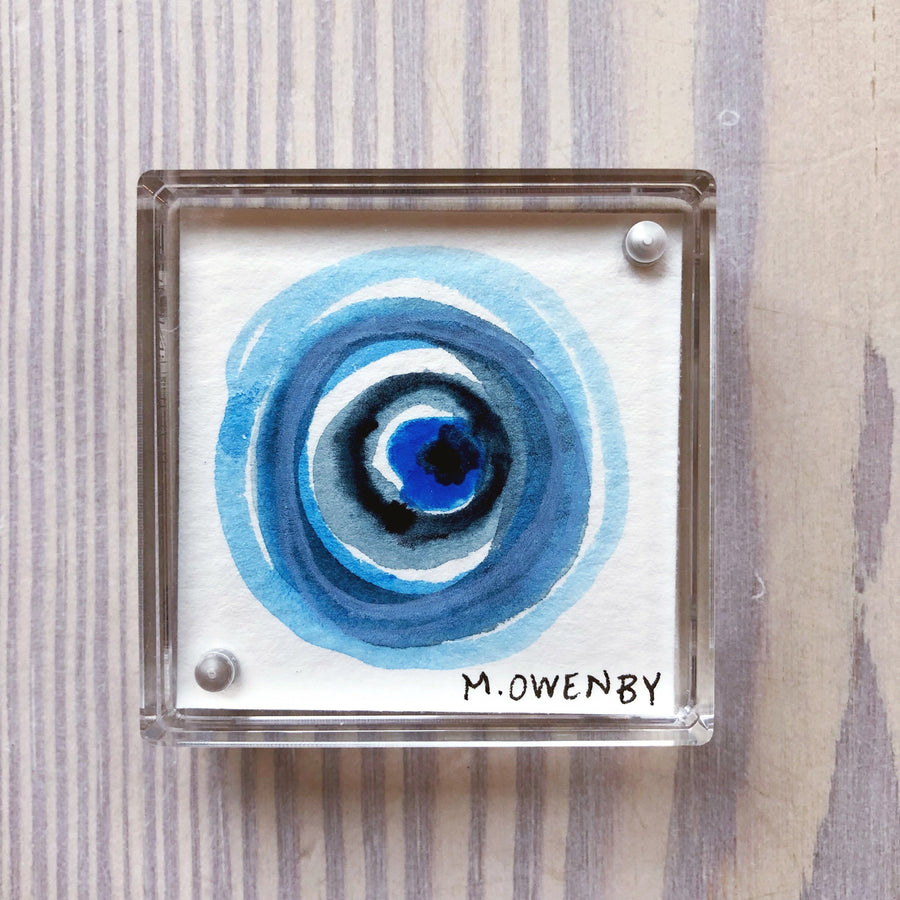 God's Eye - Ocular 24 - Michelle Owenby Design