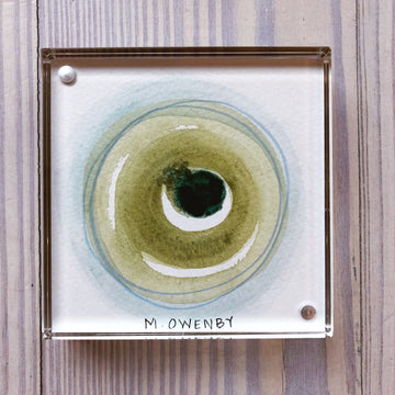 God's Eye - Ocular 30 - Michelle Owenby Design