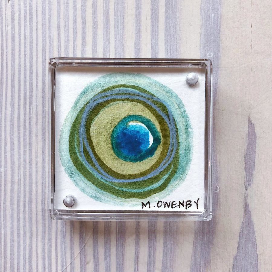 God's Eye - Ocular 23 - Michelle Owenby Design