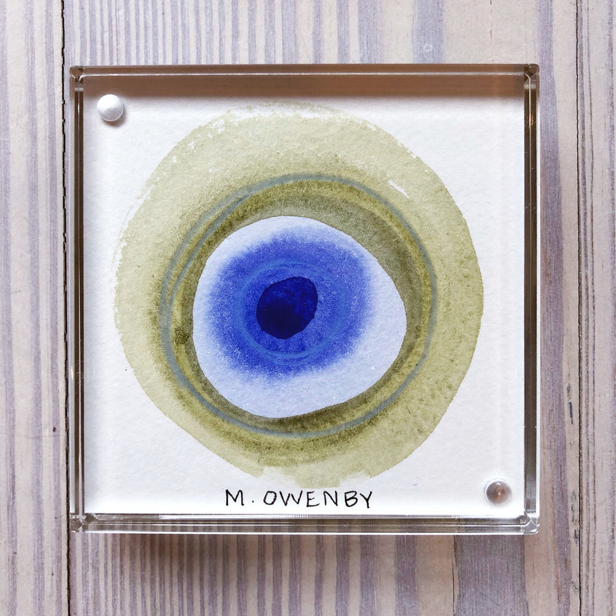 God's Eye - Ocular 32 - Michelle Owenby Design