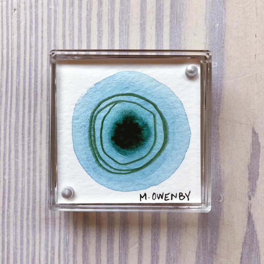 God's Eye - Ocular 20 - Michelle Owenby Design