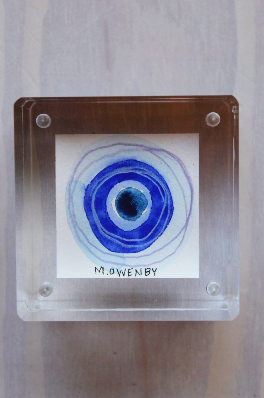 Cubed God's Eye  - Ocular 42 - Michelle Owenby Design