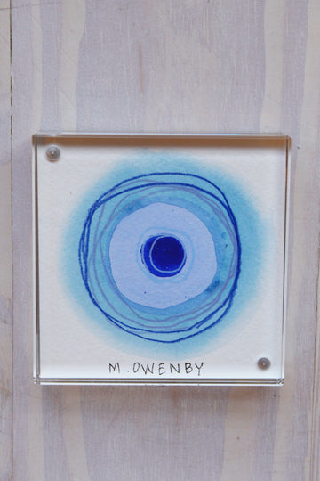 God's Eye - Ocular 36 - Michelle Owenby Design