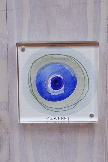 God's Eye - Ocular 39 - Michelle Owenby Design