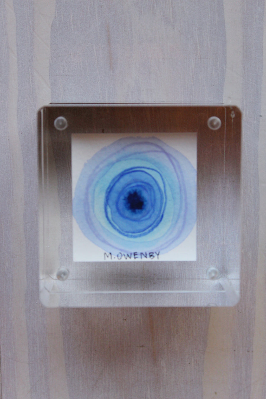 Cubed God's Eye  - Ocular 43 - Michelle Owenby Design