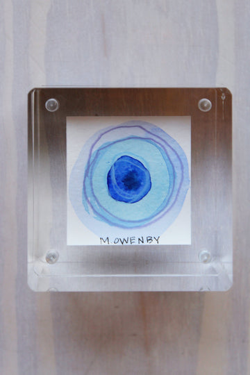 Cubed God's Eye  - Ocular 41 - Michelle Owenby Design