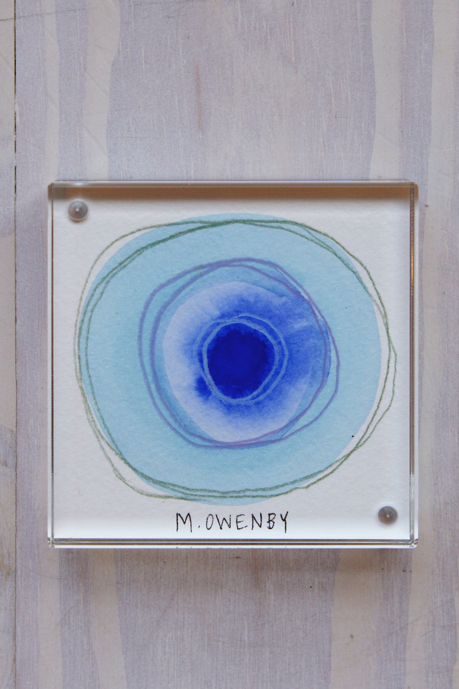 God's Eye - Ocular 38 - Michelle Owenby Design