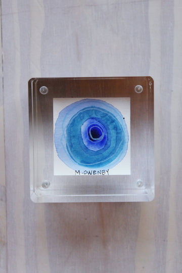 Cubed God's Eye  - Ocular 40 - Michelle Owenby Design