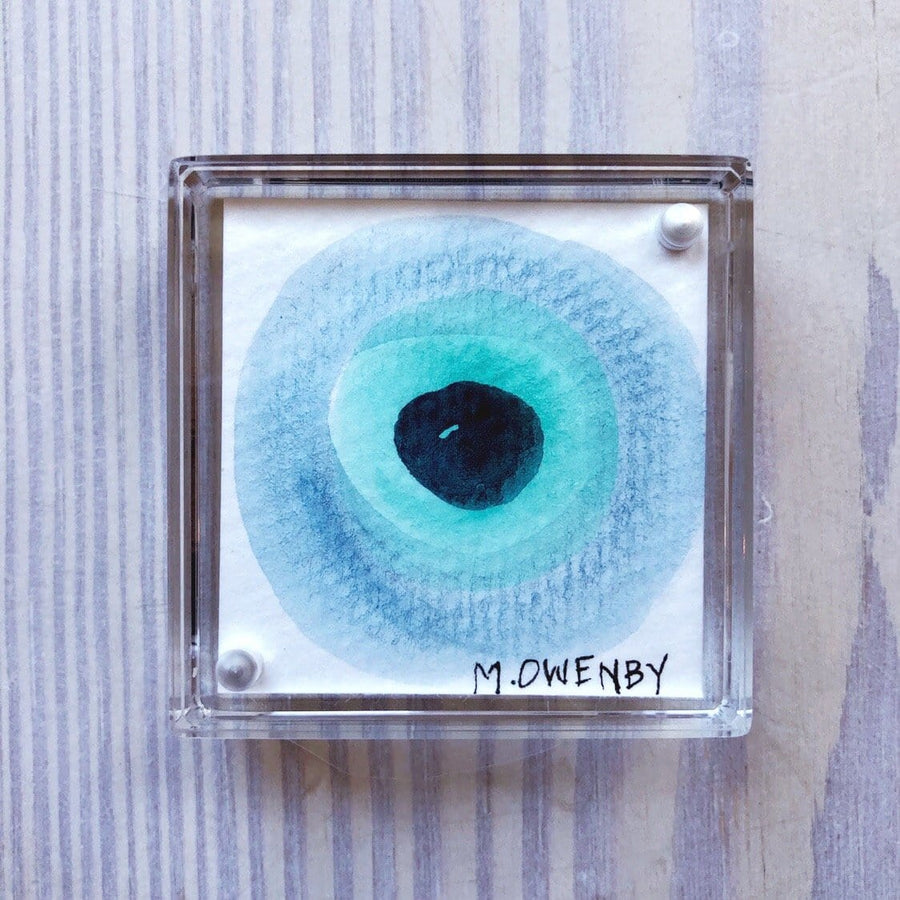 God's Eye - Ocular 9 - Michelle Owenby Design