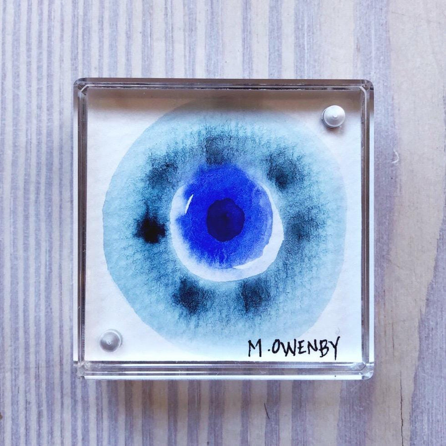 God's Eye - Ocular 10 - Michelle Owenby Design