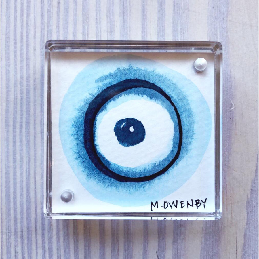 God's Eye - Ocular 12 - Michelle Owenby Design