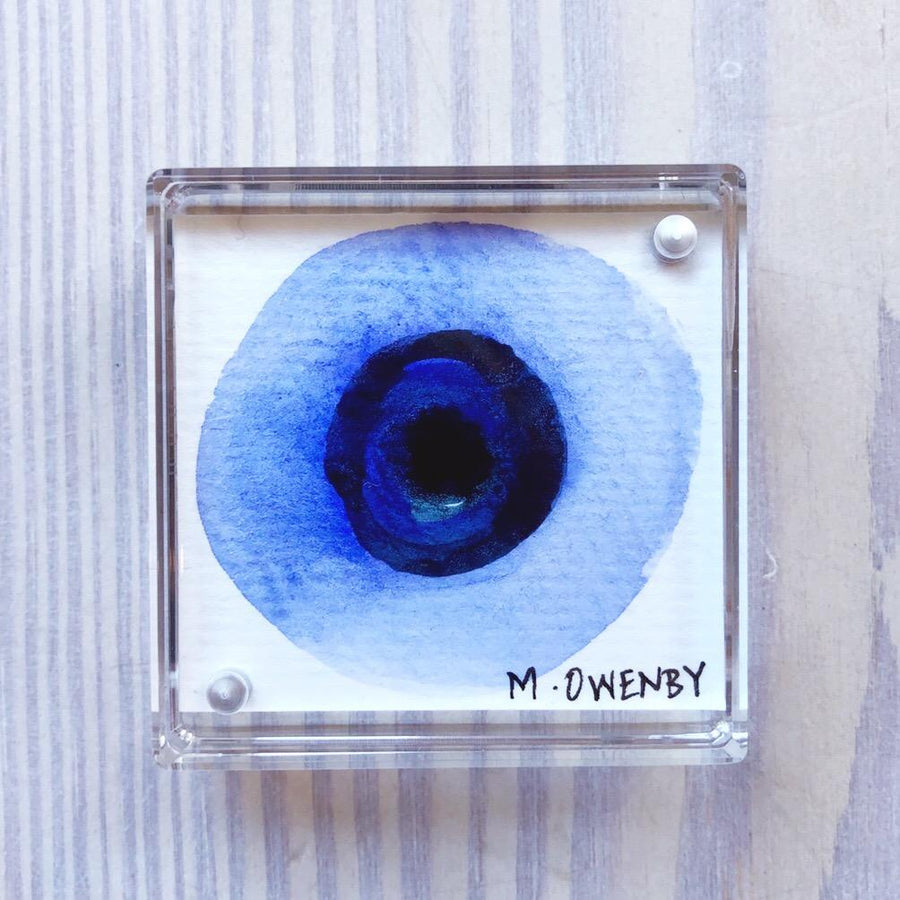 God's Eye - Ocular 14 - Michelle Owenby Design