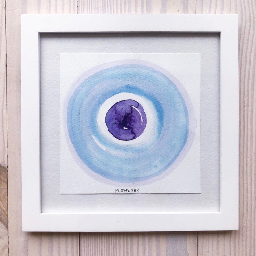 God's Eye - Ocular 17 - Michelle Owenby Design