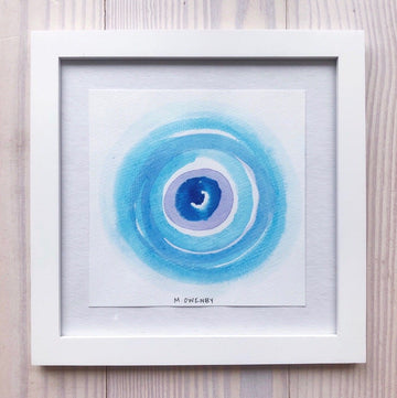 God's Eye - Ocular 19 - Michelle Owenby Design