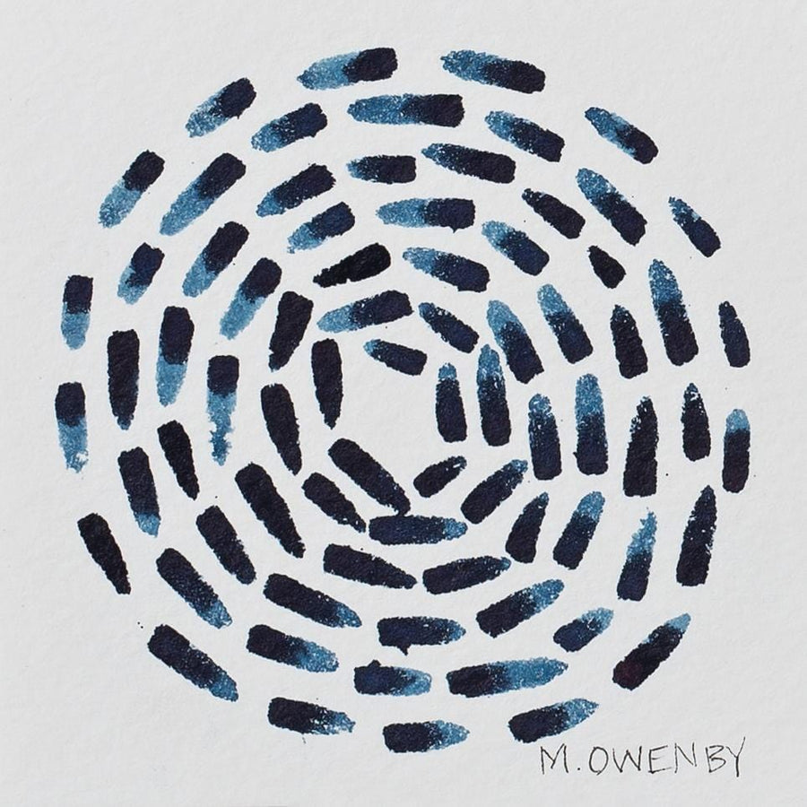 Synergy-Watercolor Print - Michelle Owenby Design