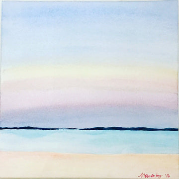 Rothko Skies - Michelle Owenby Design