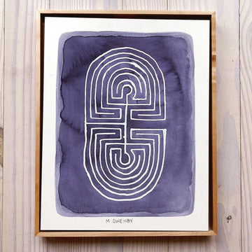 Labyrinth 4 - Michelle Owenby Design
